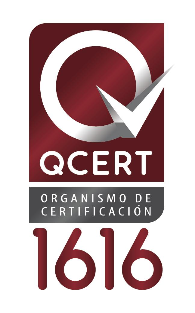 Certificado Qcert tableros eléctricos EIMPSA