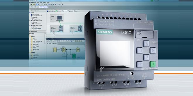 Utiliza el modulo LOGO! desde el PC o dispositivo móvil