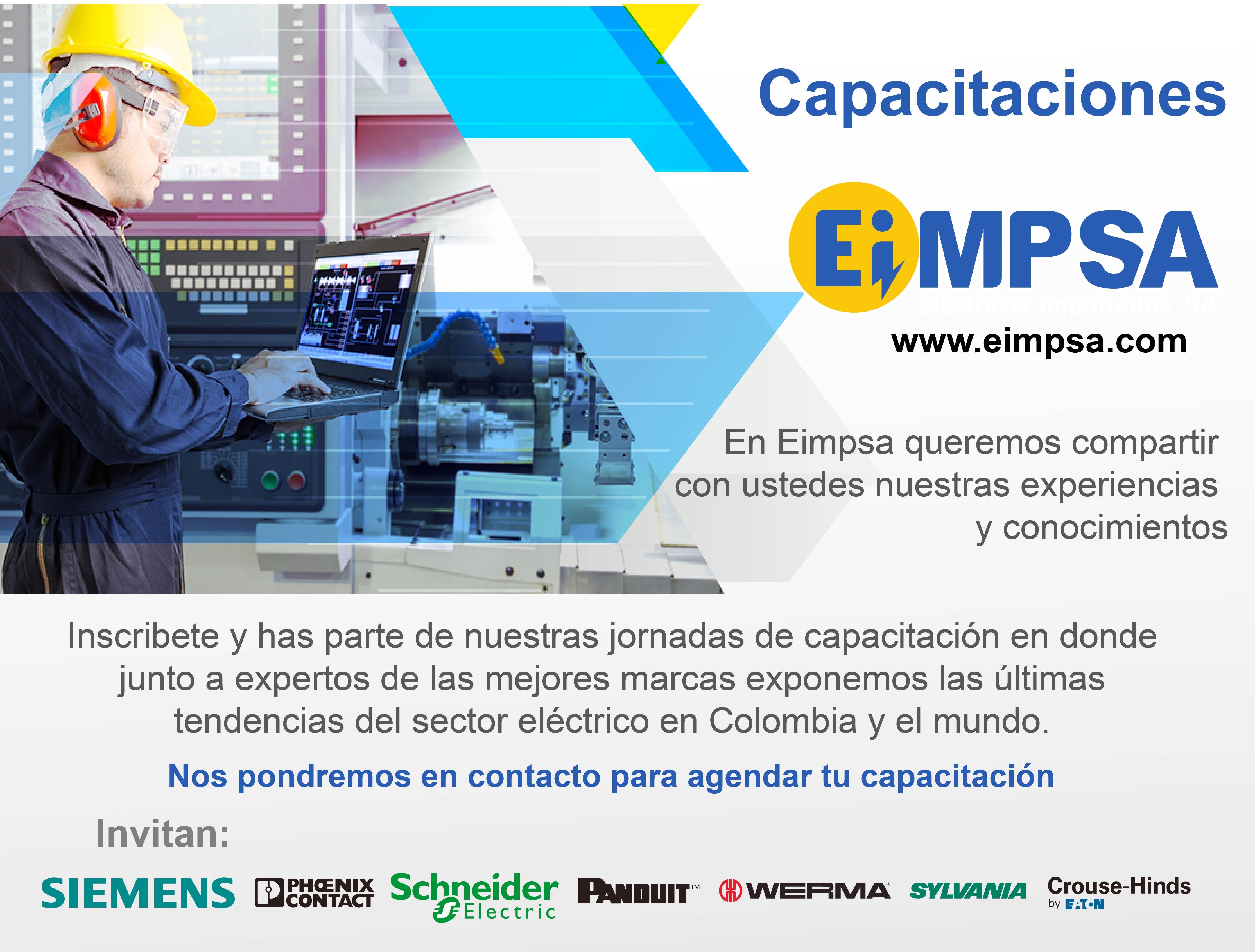 Capacitaciones EIMPSA