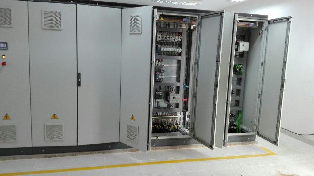 EIMPSA Tablero banco de condensadores
