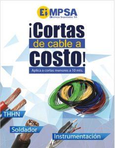 Cortas Cable EIMPSA