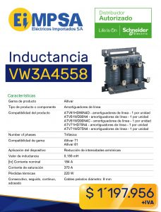 EIMPSA Promoción Inductancia Schneider Electric