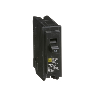 INTERRUPTOR HOM130 1X30AMP 120-240V SCHNEIDER PP
