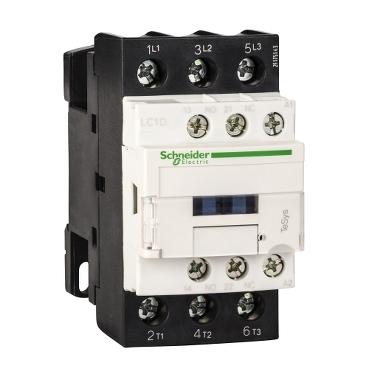 CONTACTOR LC1D32M7 32AMP-AC3 220 VAC PP