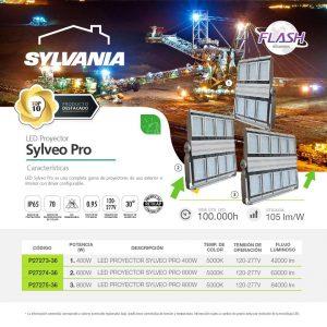 Productos Sylvania EIMPSA