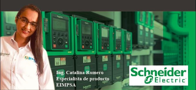 EIMPSA Schneider Electric Charla Catalina firma sitio