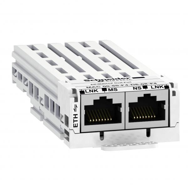 ATV Process ETHERNET IP MODBUS TCP