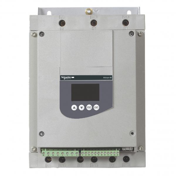 Arrancador Suave Altistart 48 110 A 40HP 220V - 75HP 440V