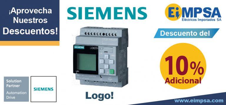 Promoción Logo Siemens