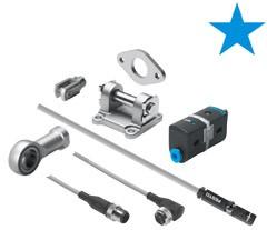 sensores y accesorios FESTO