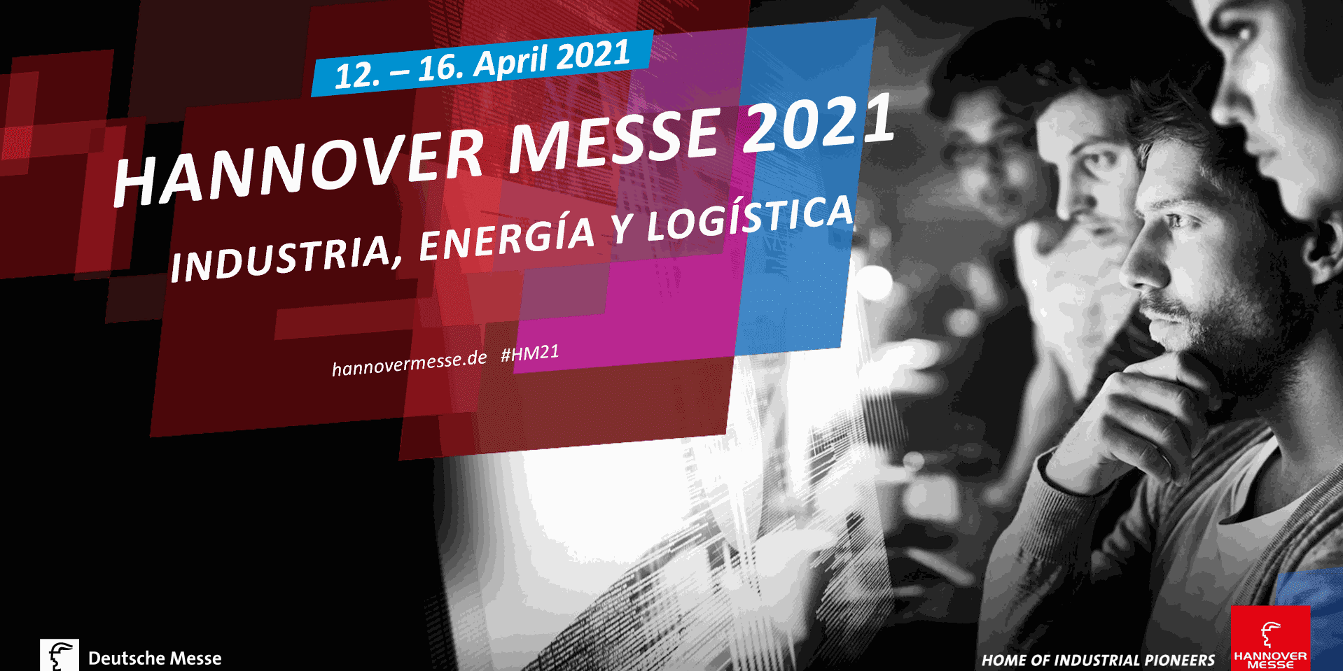 Feria Digital Hannover Messe 2021 – 12 al 16 de abril