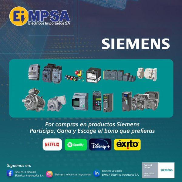 Gana bonos con EIMPSA y Siemens