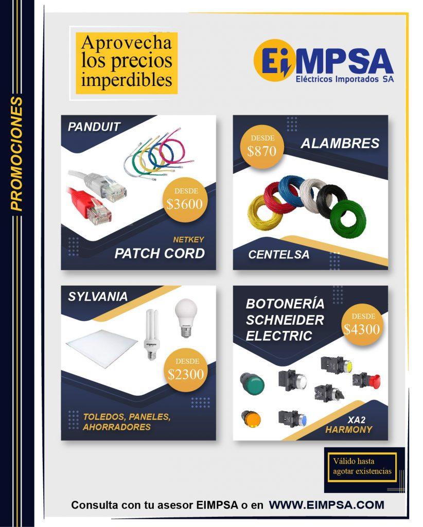 Promocion EIMPSA Mayo