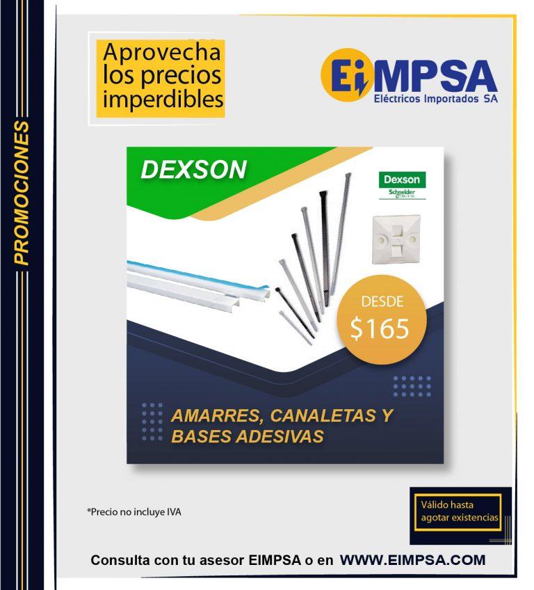 Dexson Promocion EIMPSA Agosto-05