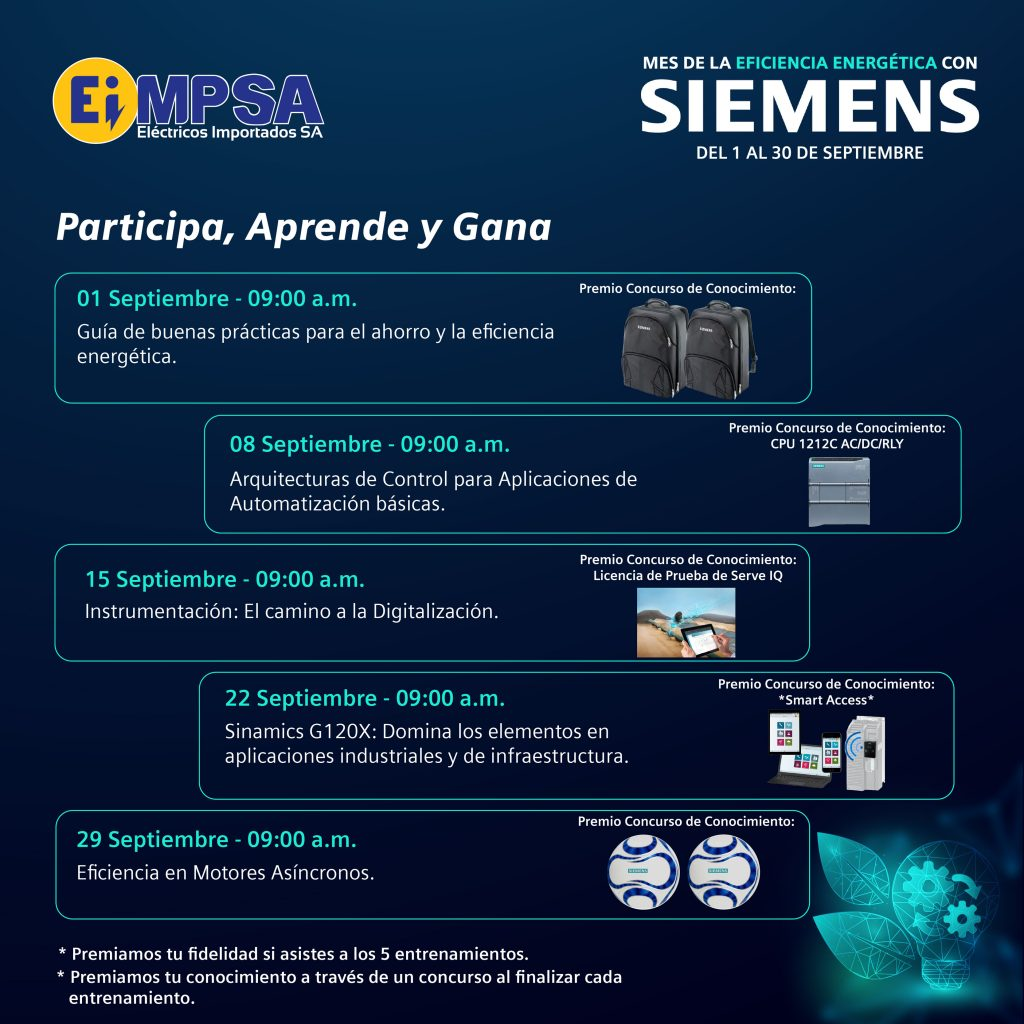 EIMPSA SIEMENS web-Capacitaciones