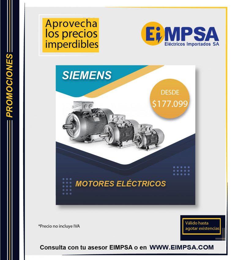Promocion Motores EIMPSA Agosto-05