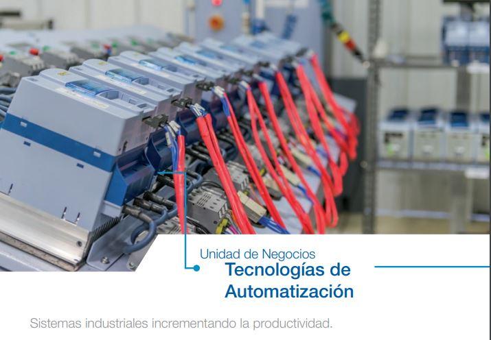 Unidad Automatizaci[on WEG