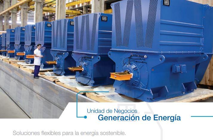 Unidad Generaci[on de Energia