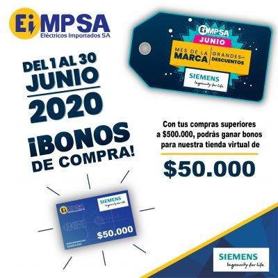JUNIO Bonos Tienda - mes Siemens Redes-01-01-01