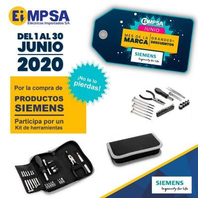 Kit de Herramientas - Junio Siemens EIMPSA