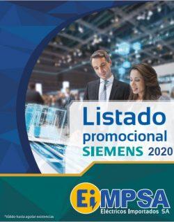 EIMPSA portada listado siemens 2020